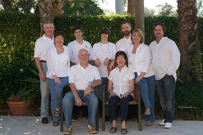 Marie's family