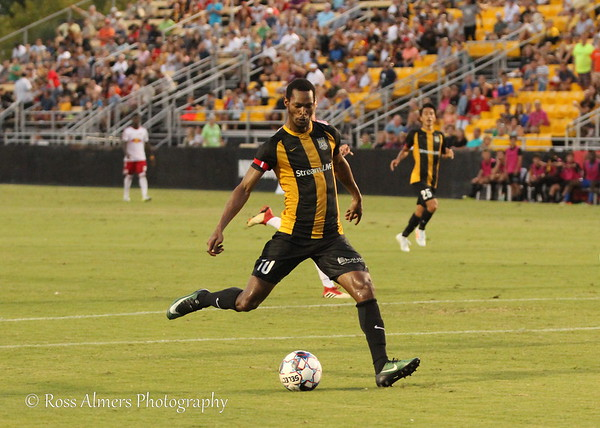 Charleston Battery vs NY Red Bulls II August 25 2018