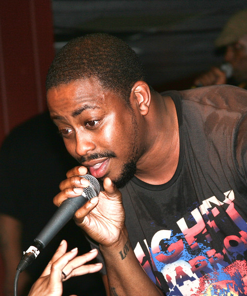 Raheem DeVaughn Live @ Club SugarHill Atlanta, GA