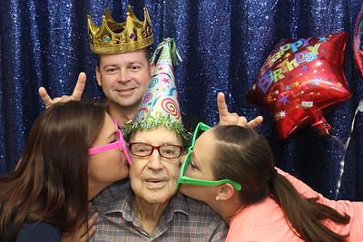 Granpa Stulgis 90th birthday