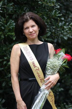 Teacher of the Year 2009-20010