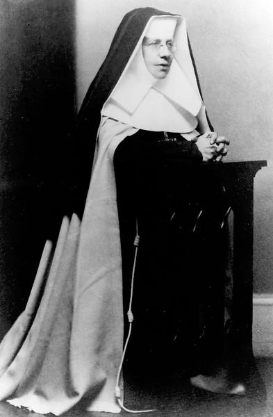 FILE PHOTO OF MOTHER KATHARINE DREXEL