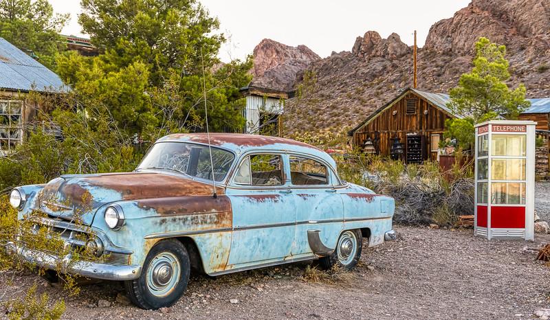 Nelson Nevada Ghost Town El Dorado Canyon Techatticup Mine  August 20, 2019  14_.jpg