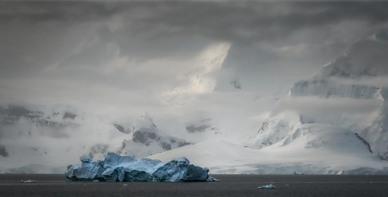 Andvord Bay, Antartica