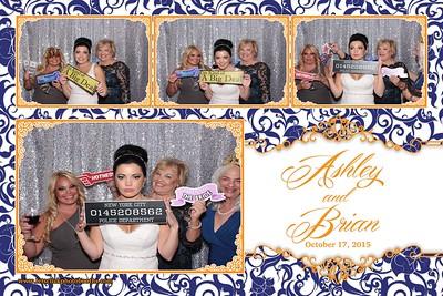 Ashley & Brian's Wedding