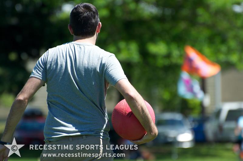 Recesstime Sports Leagues Portland Kickball Spring 2013 Dodgeball Bowling Ping Pong Mushball - 059