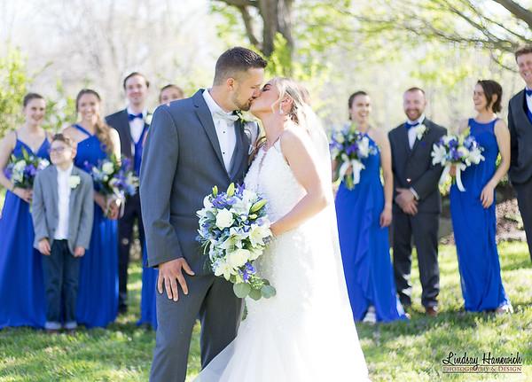Bolinger-Michel Wedding