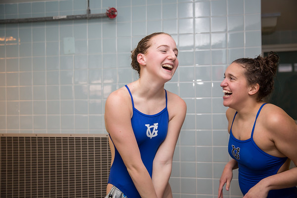 GVHS Swim Team v Kennett