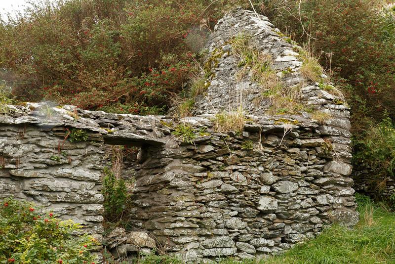 One of many abandoned houses - Dingle Penninsula, Southern Ireland