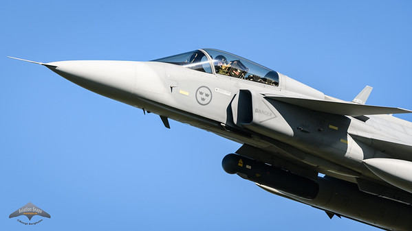 Flygvapenövning 2018