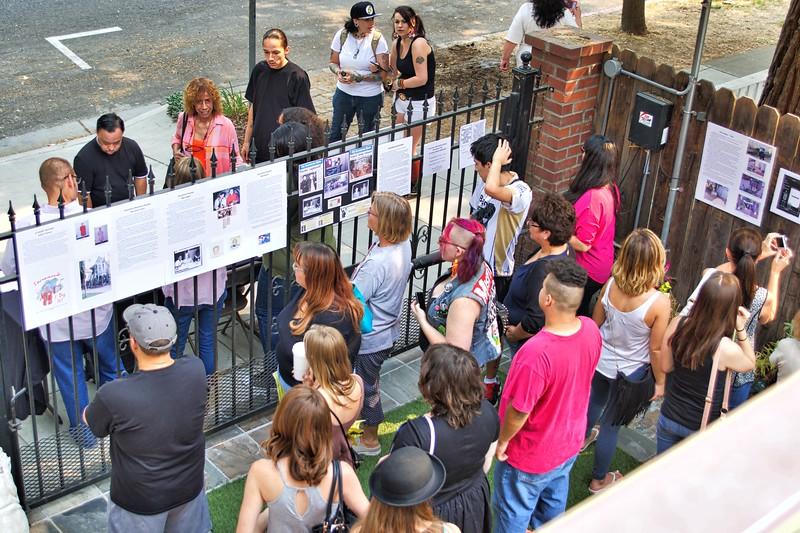 Puente House tour  2015-09-12