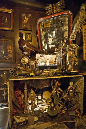 Dans l'atelier de Fabien Ansault