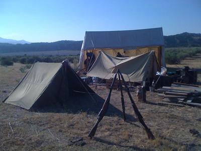 World War 1 Reenactment, Spring battle 2012