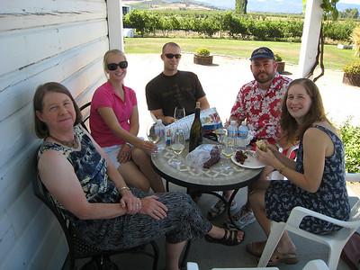 Ashland, Oregon, and the Sea Ranch, California, September 2007