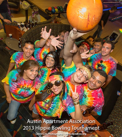 AAA Hippie Bowling Tournament (July 2013)