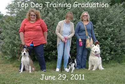 Top Dog Graduation June 29, 2011 am