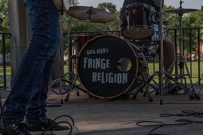 Greg Allen's Fringe Religion