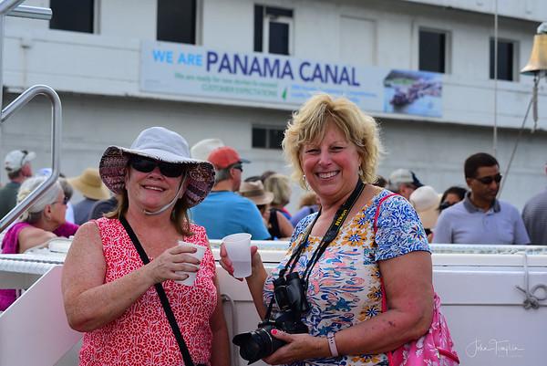 Panama Canal Cruise I
