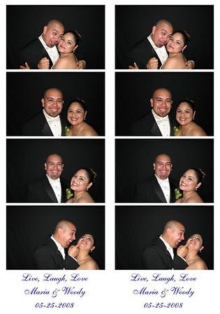 Maria and Woody May 25th, 2008