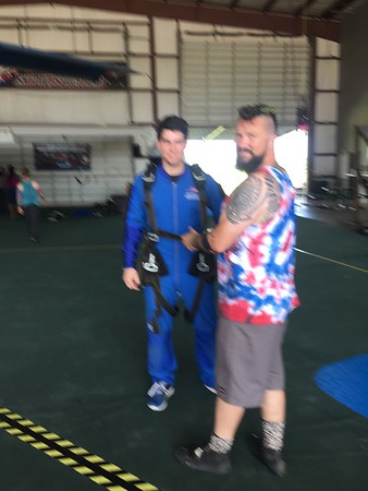 jacob skydiving