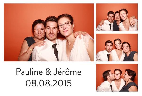 Mariage de Pauline et Jérôme