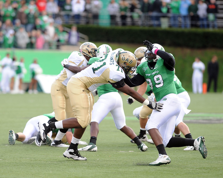 Marshall University Football-Misc. photos