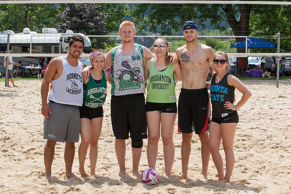 Spiedie Fest 2017 Volleyball