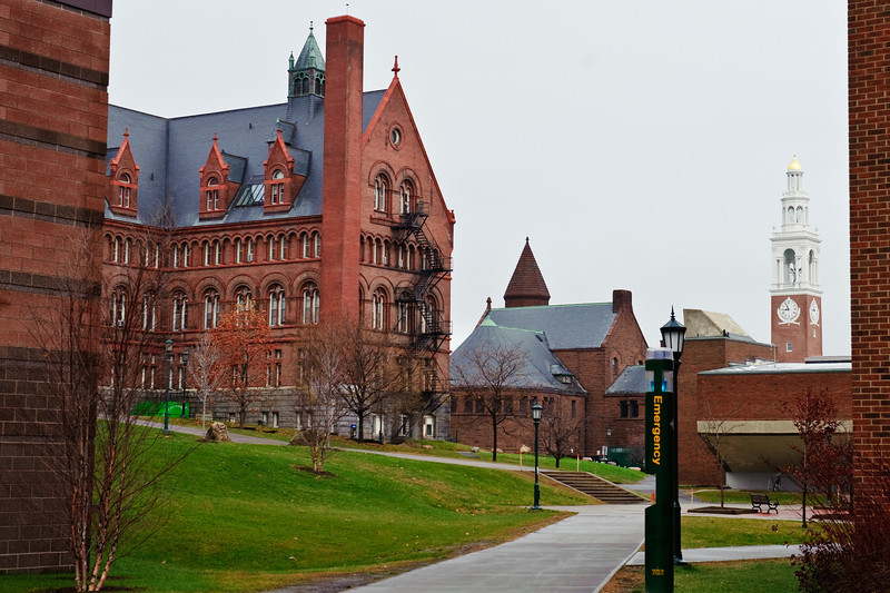 University of Vermont - Burlington, Vermont