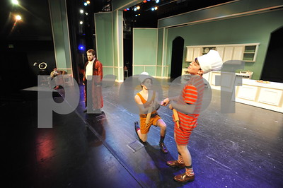 2/15/16 Tyler Junior College Theater Presents The Drowsy Chaperone by Andrew D. Brosig