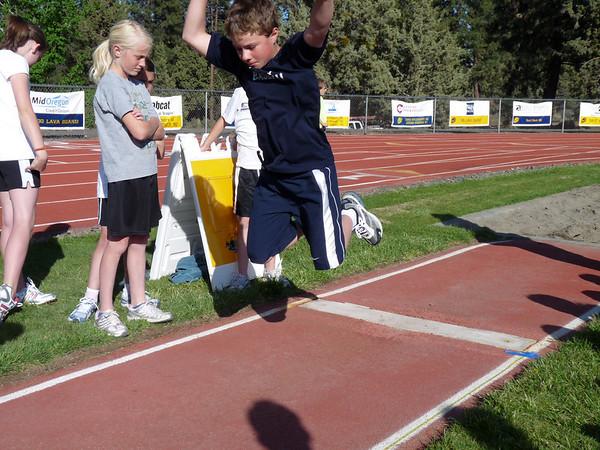 Hershey Track Meet May09