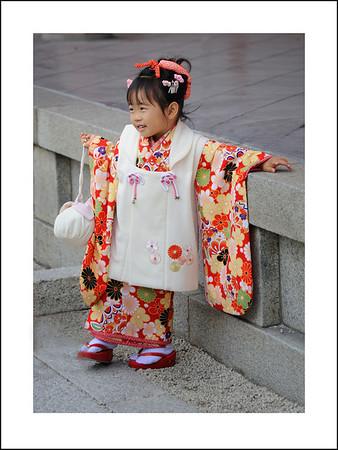 Kyoto in Nomember 2010