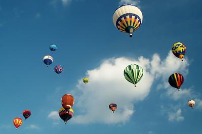 Canton Hot Air Balloons