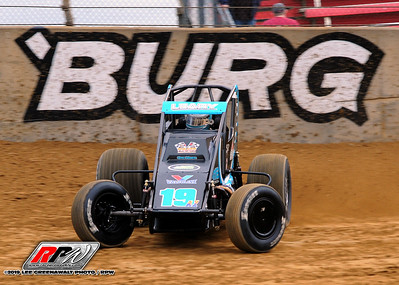 Lawrencburg Speedway USAC - 4/13/19 - Lee Greenawalt