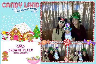 Crowne Plaza Holiday Party 2017