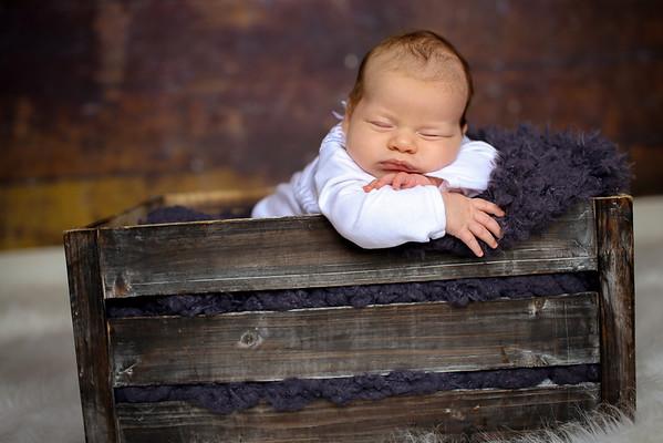 Baby Rosalie