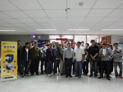 20121121 中洲科大景觀系參訪