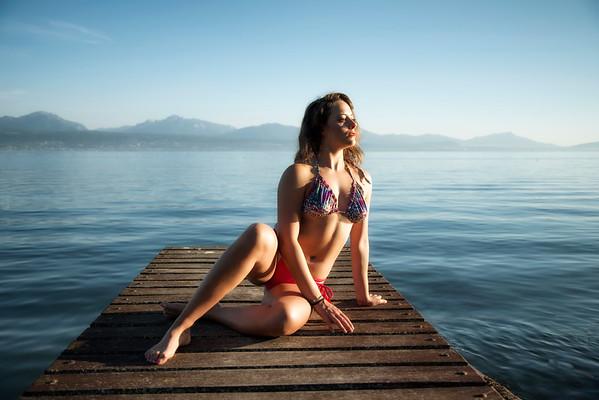 Beach Sunset with Sarah Hauck