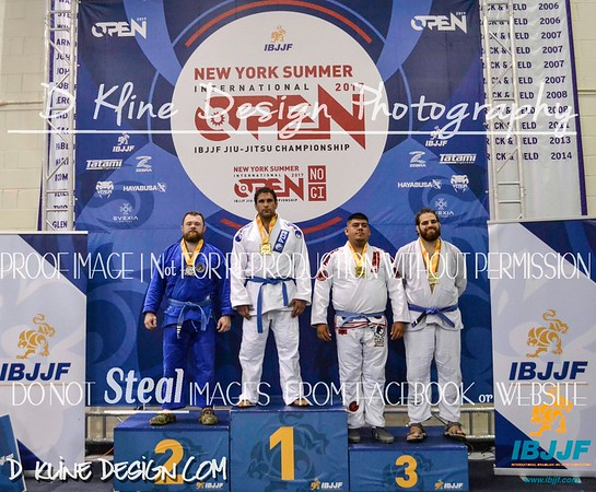 DAY TWO PODIUM NY SUMMER OPEN 7/16/2017