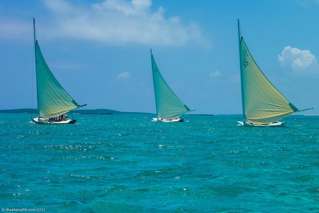 Sailing Regatta Exumas
