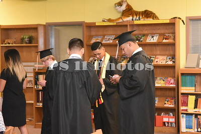 Trinity ISD Graduation 2016