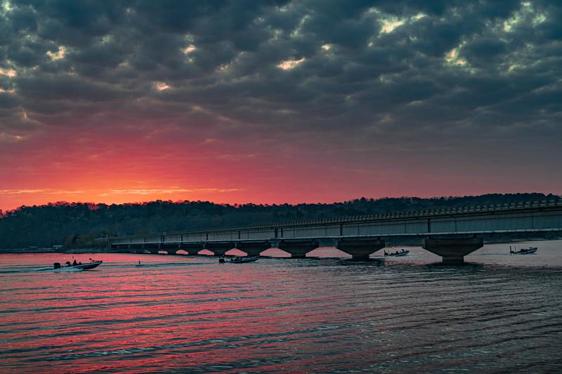 4.3.21 - 12 Bridge this am.