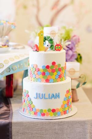 Julian's 1st Birthday!