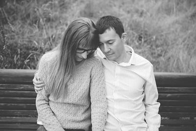 Amy Hiebert Engagement