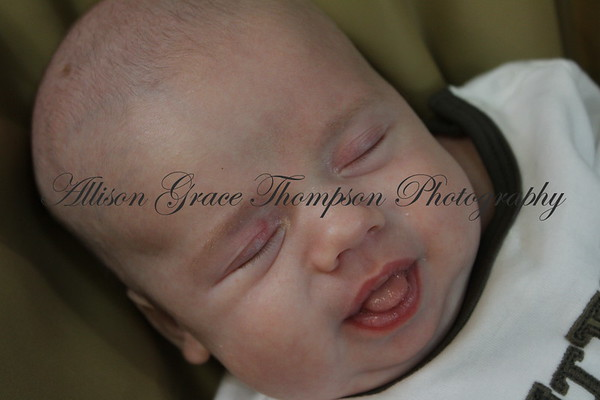 Grayson Turner - March 2011 - 6 weeks :)