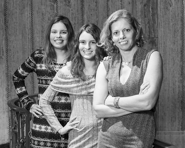 2020 Nicole and Daughters