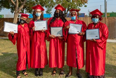Project HireUp Graduation