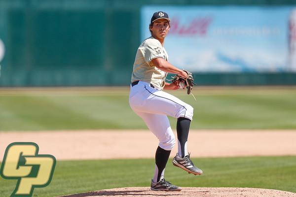 Cal Poly Baseball vs. UCI 04172021
