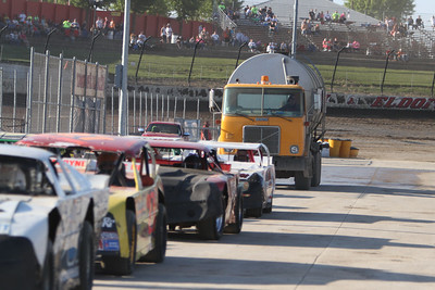 Johnny Appleseed Classic, Eldora Speedway, Rossburg, OH, May 25, 2014