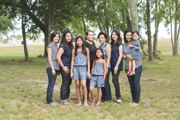 Julie & Kevin Trinh's Family