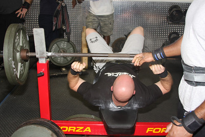 Ultimate  Bench Press  photos by Ron Dunbar